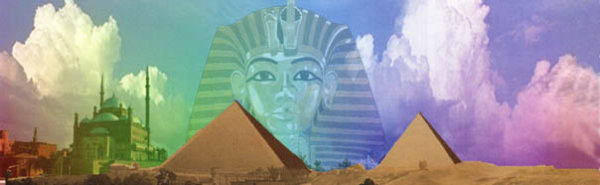 Egypt Travel Banner