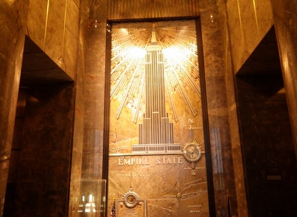 Empire State Building Lobby