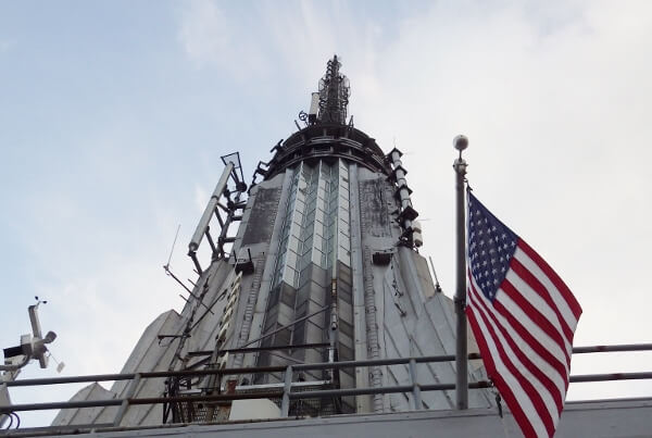 Visit the empire state building in new york city gr8 for 102nd floor of the empire state building