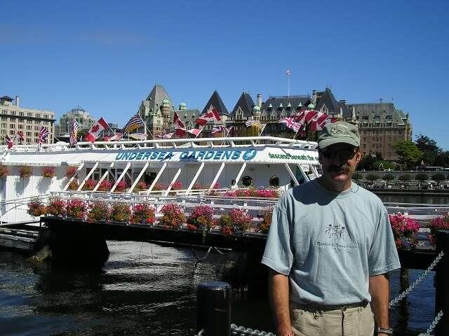 Inner Harbor Victoria British Columbia