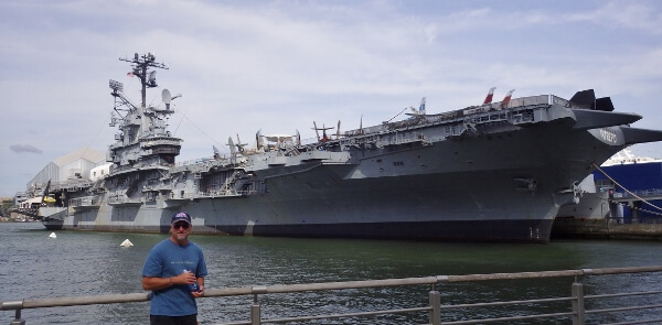USS Intrepid Museum