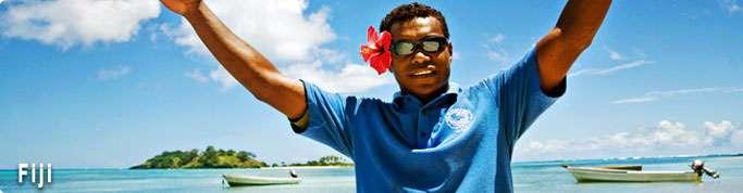 Holiday to Fiji