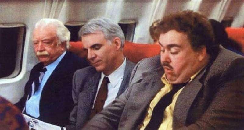 Air Travel Seat Etiquette