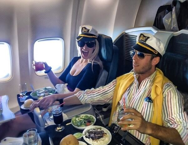 Annoying Air Travelers