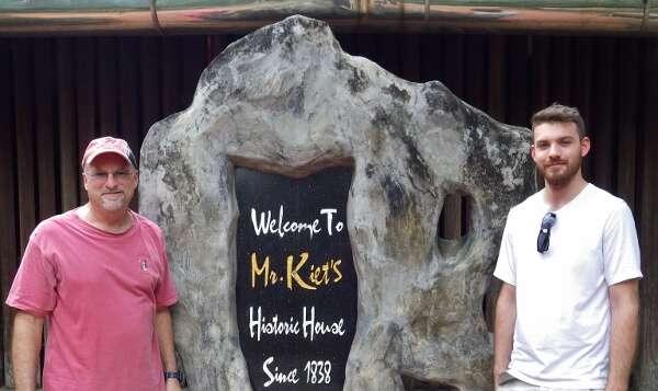 Historic 1838 House Mekong Delta