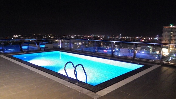 LegendSea Hotel Rooftop Pool
