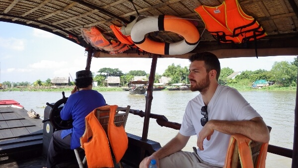 Mekong Delta Longboat Tour