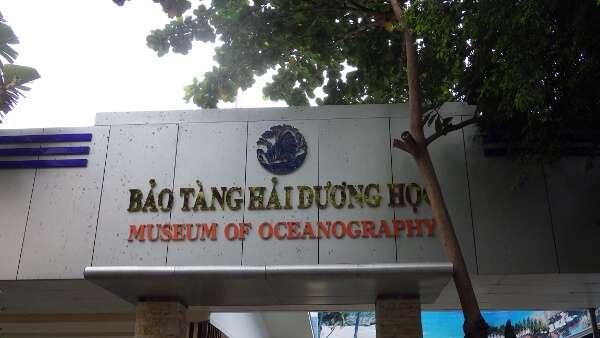 Museum of Oceanography Nha Trang