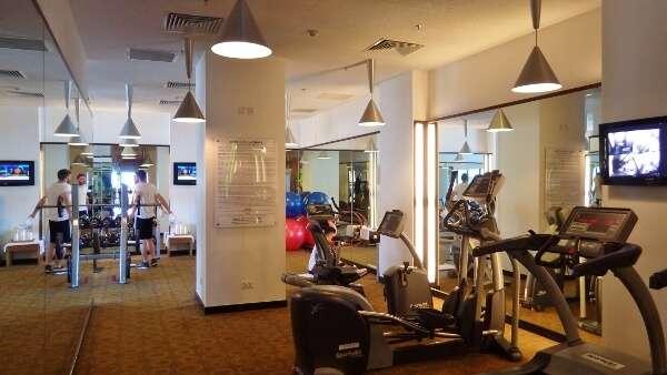 Novotel Nha Trang Hotel Fitness Room