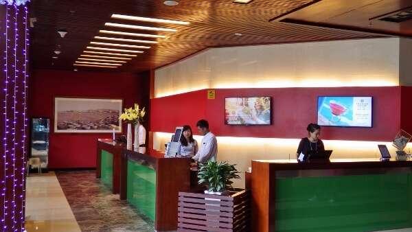 Novotel Nha Trang Hotel Lobby