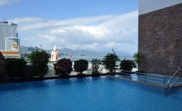 Novotel Nha Trang Hotel Pool