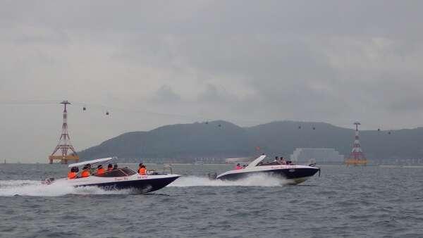 Speed Boats Nha Trang Vietnam
