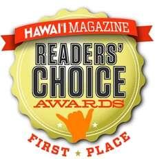 Hawaii Magazine Award