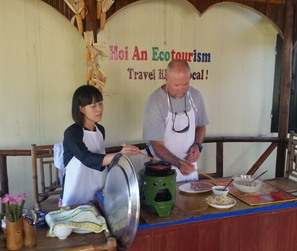Hoi An Eco Tourism Cooking