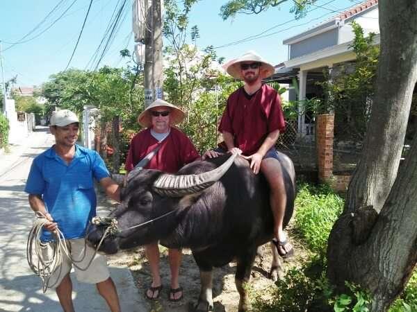 Hoi An Eco Tourism Water Buffalo Ride