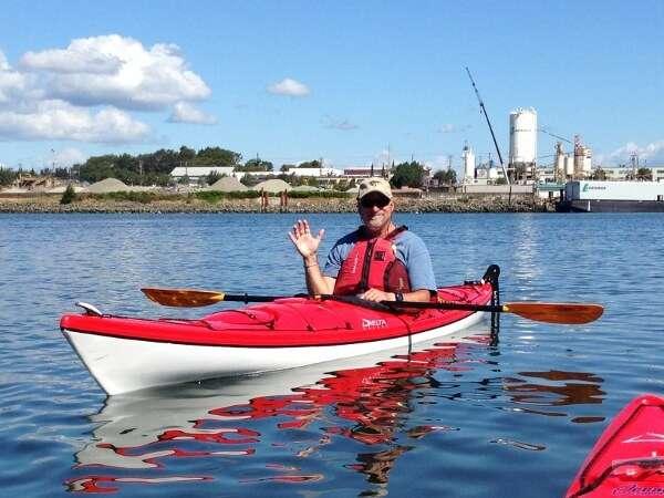 Victoria BC  Kayaking in