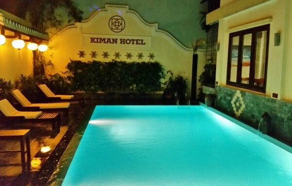 Kiman Hoi An Hotel and Spa Swimming Pool