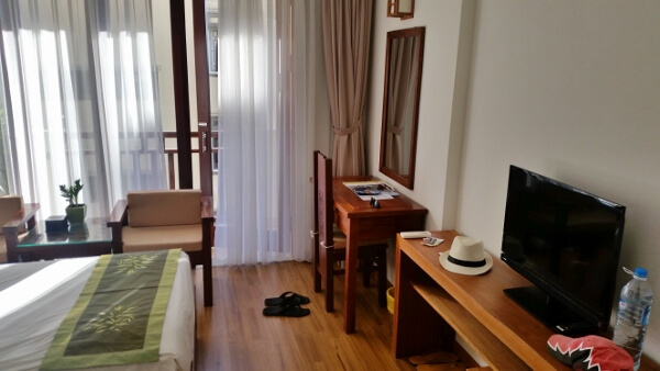 Kiman Hotel Hoi An Deluxe Hotel Room