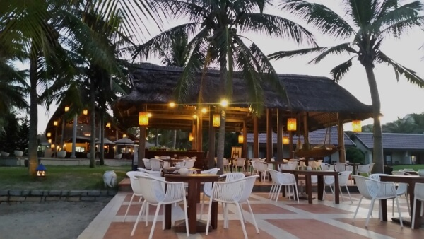 Palm Garden Resort & Spa Beachfront Lounge