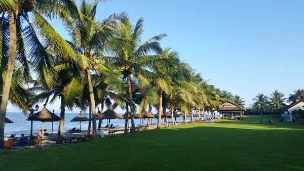 Palm Garden Resort & Spa Beachfront
