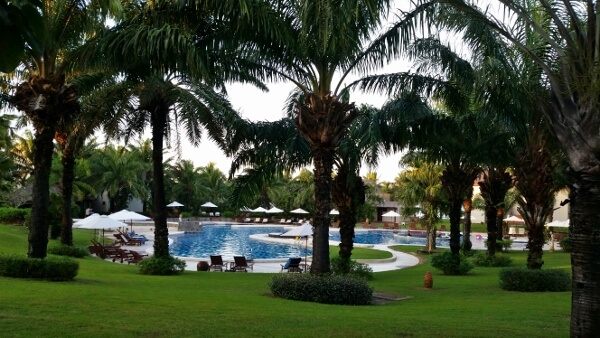 Palm Garden Resort & Spa Outdoor Pool