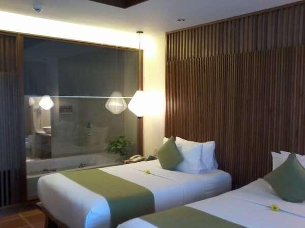 Palm Garden Resort & Spa Superior Garden View Twin Room