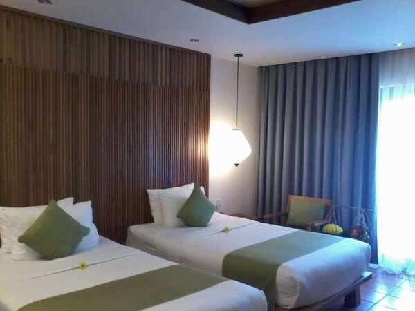 Palm Garden Resort & Spa Superior Twin Room