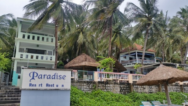 Paradise Beach Resort Doc Let Vietnam