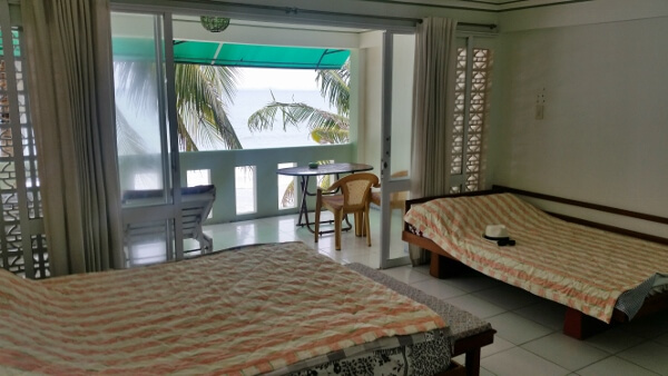 Paradise Resort Doc Let Twin Room