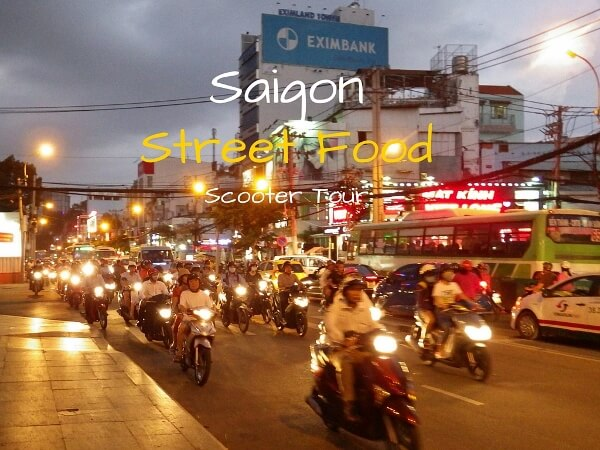 Don't Miss Saigon Street Food Tours in Vietnam