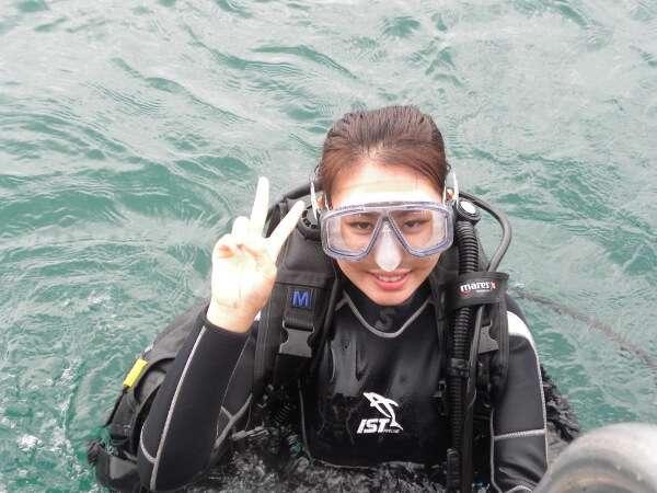 Scuba Diving Hon Mun Island Vietnam