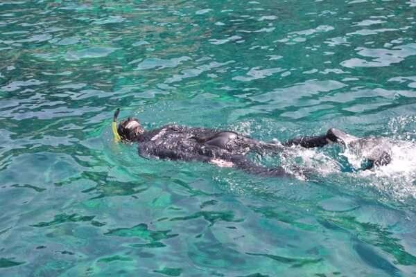 Snorkeling Hon Mun Island