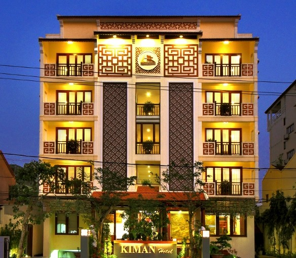 The Kiman Hoi An Hotel and Spa in Vietnam