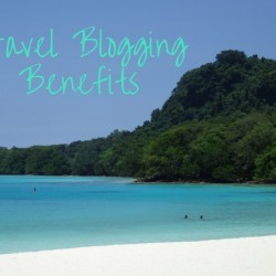 Travel Blogging Benefits