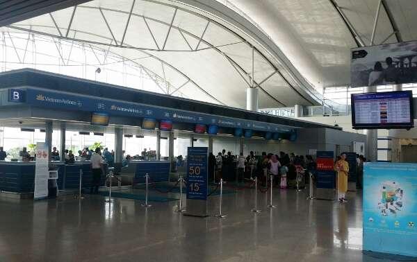 Vietnam Airlines Da Nang Airport