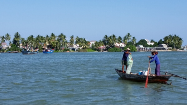 Vietnam River Fishing