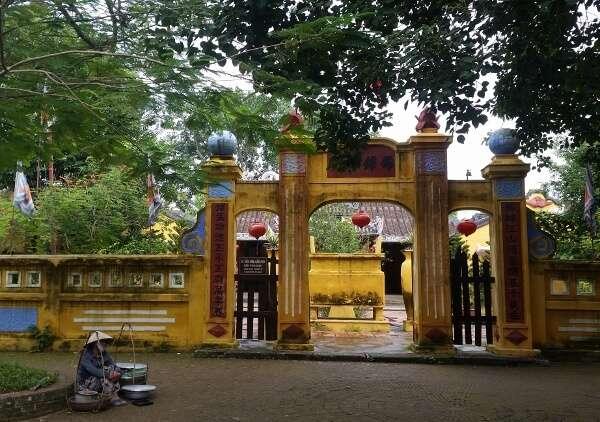Ancient Town Hoi An Vietnam