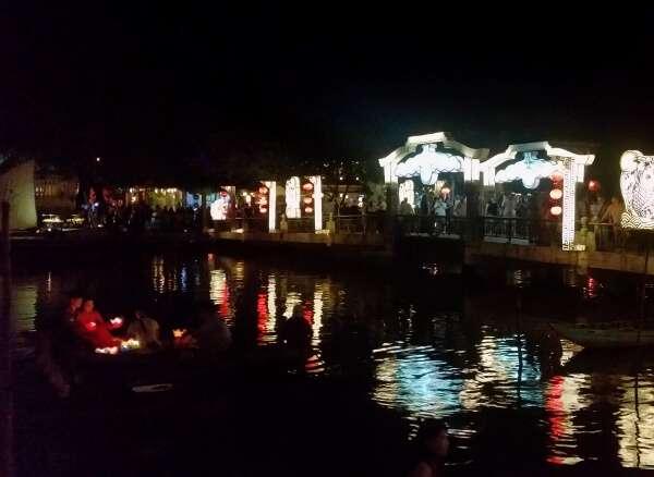 Thu Bon River Ancient Hoi An