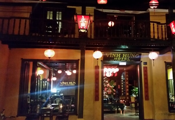 Vinh Hung Hotel Old Hoi An
