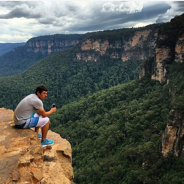 The Blue Mountains Trails