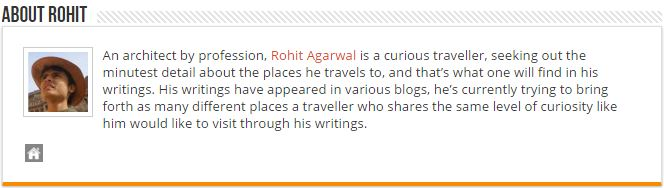 About Rohit