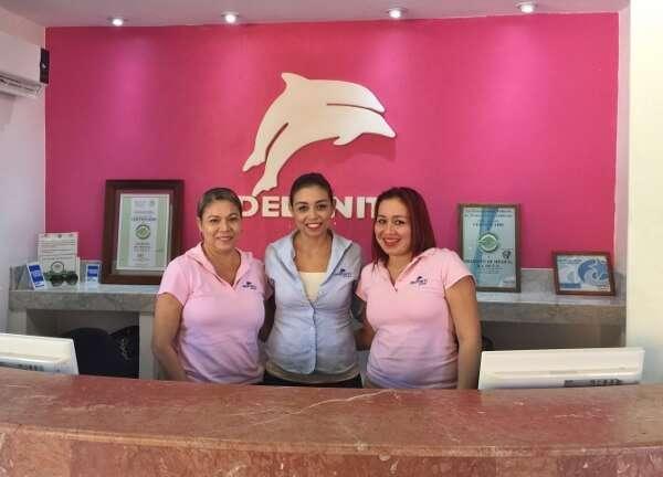Delfiniti Ixtapa Staff