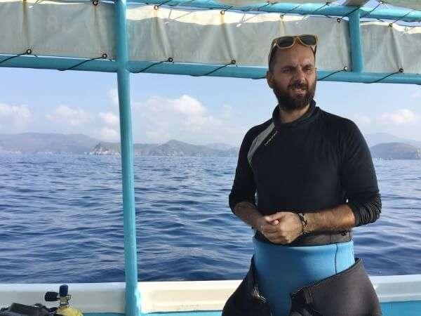 Dive Zihua Master Diver