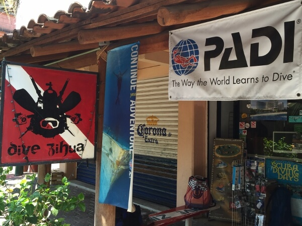 The Best Scuba Diving Zihuatanejo Mexico Offers