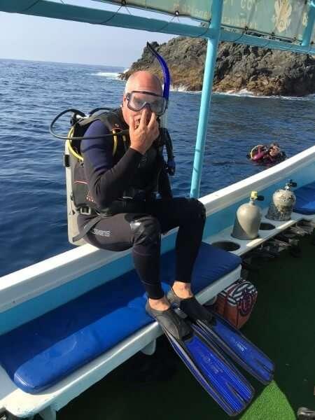 Dive Zuhua Scuba Diving Tour