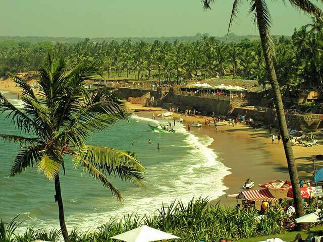 Goa India Beaches