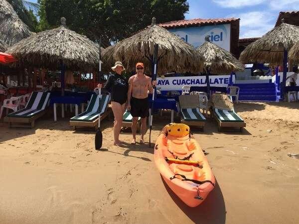 Kayaking Tour Ketavi Excursions