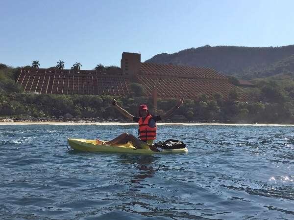 Mero Adventure Kayak Tour Ixtapa
