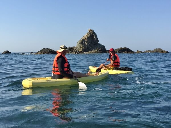 Mero Adventure Kayaking Ixtapa