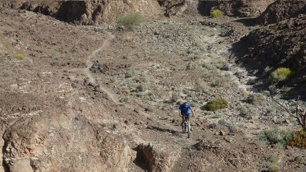 Mountain Biking Dubai